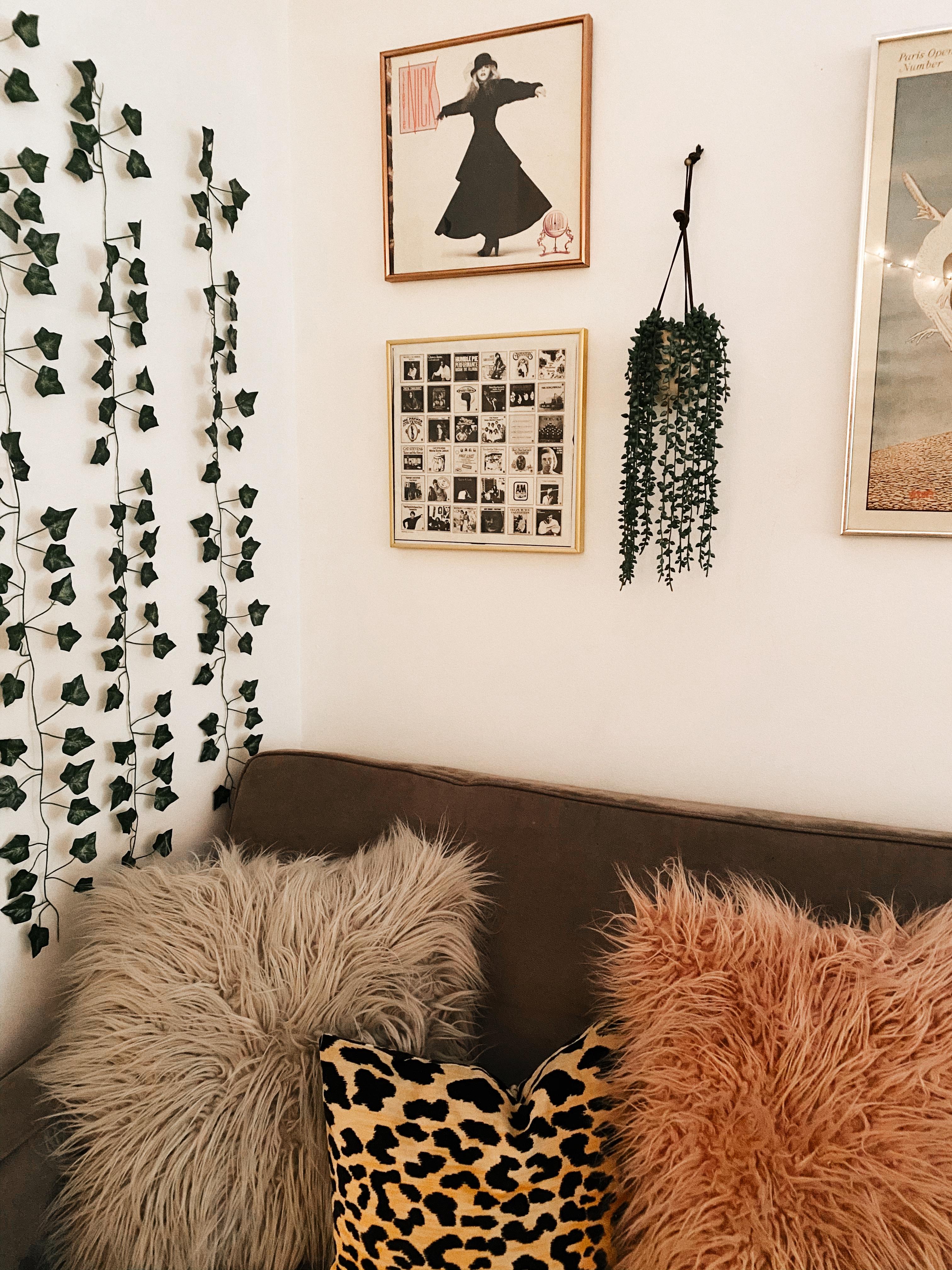 Cozy apartment corner